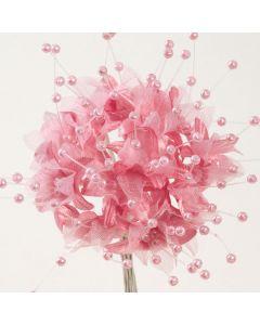 Antique pink babies breath – 72 Pack