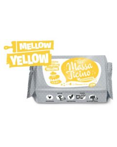 Massa Ticino Mellow Yellow Sugar Paste 250g