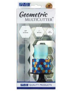 PME Geometric Cutter - Hexagonal