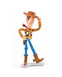 Disney Pixar - Toy Story - Woody - Figurine - 105mm