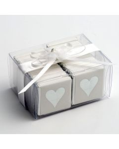 12385 - Transparent – rectangular box 80x60x40mm