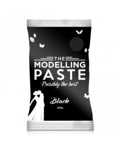 The Modelling Paste - Black Vanilla 250g