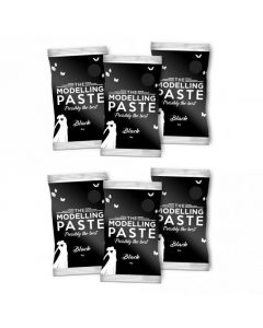 The Modelling Paste - Black Vanilla - 6kg Box