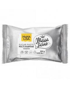 Massa Ticino By Mona Lisa - White Sugarpaste 250g