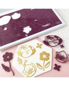 SWEET STAMP Botanical Dreams Set (Caketress Edition)