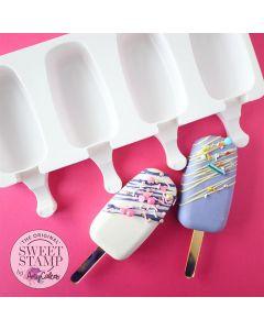 SWEET STAMP Regular Cake Popsicle Mould