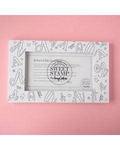 Large Sweet Stamp Storage Box