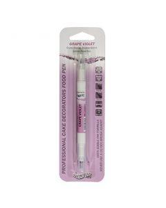 Edible Food Pen - Grape Violet