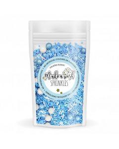 Make A Wish - Blue Snuggles Sprinkle Mix (80g)