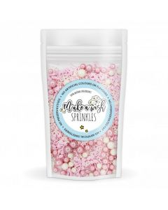 Make A Wish - Pink Snuggles Sprinkle Mix (80g)