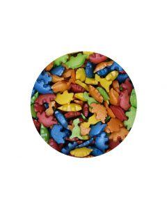 Scrumptious : Sugar Glimmer Dinosaurs - 60g