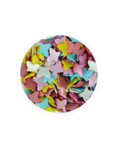 Scrumptious : Sugar Glimmer Butterflies - 60g