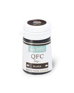 Squires Kitchen Paste Food Colour - Black