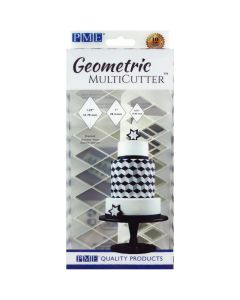 PME Geometric Cutter - Diamond