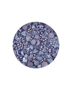 Sprinkletti: Violet Edible Spinkles - 100g