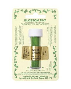 Sugarflair Blossom Tint Dust Moss Green (7ml)