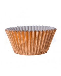 Bronze Foil Cupcake Baking Cases - Pack of 500