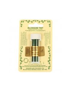 Sugarflair Blossom Tint Dust Forest Green (7ml)