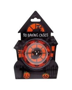 Haunted House Baking Cases -  Pack of 50
