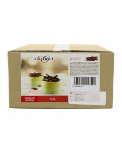 Callebaut Milk Chocolate Shavings 2.5KG