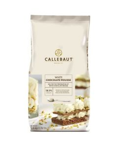 Callebaut White Chocolate Mousse Mix 800g
