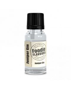 Foodie Flavours Juniper Gin Natural Flavouring 15ml