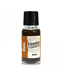 Foodie Flavours Maple Natural Flavouring 15ml