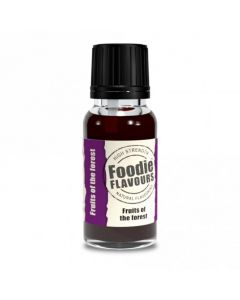 Foodie Flavours Fruits Of The Forest Natural Flavouring 15ml