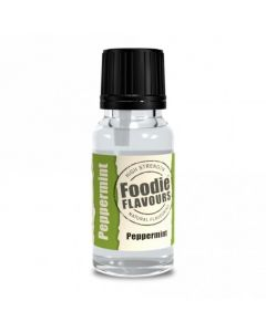 Foodie Flavours Peppermint Natural Flavouring 15ml