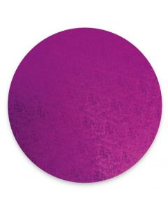 "8"" Pink Masonite Cake Board 4mm Thick"
