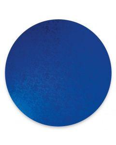 "8"" Blue Masonite Cake Board 4mm Thick"