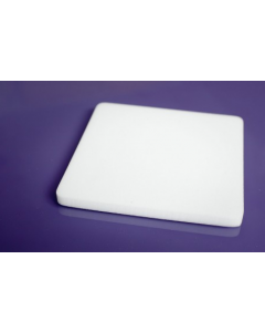 White Flower Foam Pad 19cm x 19cm