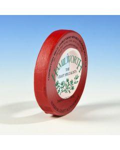 Hamilworth Red Florist Tape (12mm x 27m)