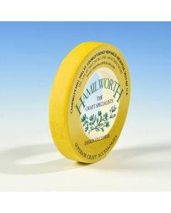 Hamilworth Yellow Florist Tape (12mm x 27m)