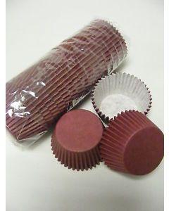 Burgundy Cupcake Baking Cases (pack of 180)