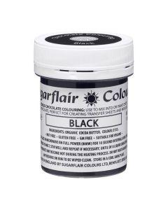 SugarFlair Black Chocolate Colouring (35g)