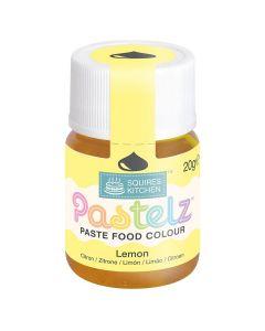 Pastelz Paste Colour Lemon 20g