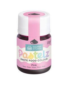 Pastelz Paste Colour Pink 20g