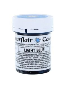 SugarFlair Light Blue Chocolate Colouring (35g)
