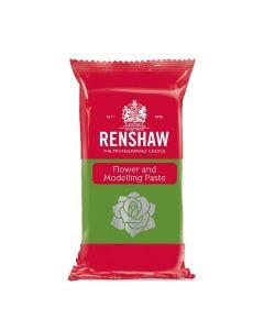 Renshaw Grass Green Flower & Modelling Paste 250g (Best Before 2.21)