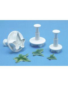 PME 36mm Veined Ivy Leaf Plunger