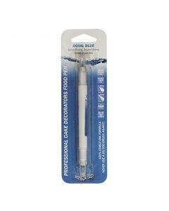 Edible Food Pen - Royal Blue