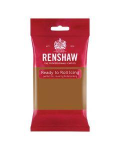 Renshaw RTR Icing Teddy Bear Brown 250g