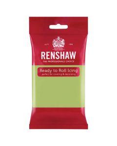 Renshaw RTR Icing Pastel Green 250g