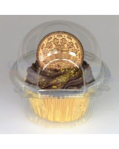 Single Large Muffin Hinged Pod (Pack of 10)