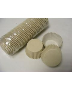 Ivory Cupcake Baking Cases (pack of 180)