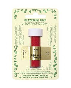 Sugarflair Blossom Tint Dust Red (7ml)