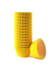 Yellow Cupcake Baking Cases (pack of 180)