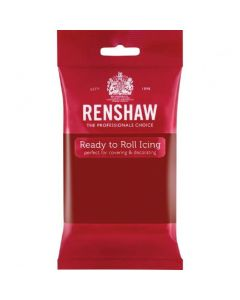 Renshaw RTR Icing Ruby Red 250g