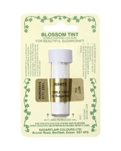 Sugarflair Blossom Tint Dust White (7ml)